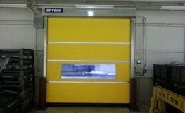 General type high speed automatic door (Other colors)