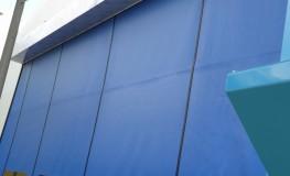 Expansion door (Blue)